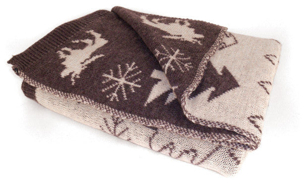 wilderness throw