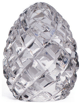 Cut Crystal Egg