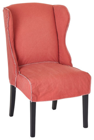 Nantucket Canvas Wingchair