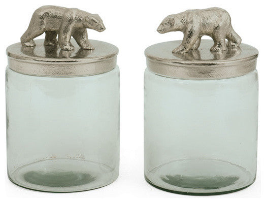 Pair Of Ardsley Jars