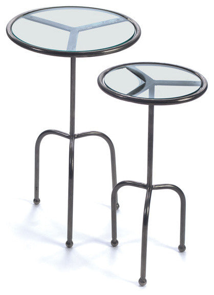 Rocker Occasional Tables