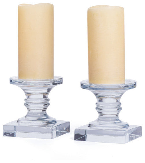 Pair of Eleanor Candlesticks