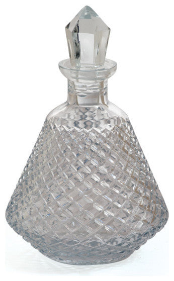 Cypress Decanter