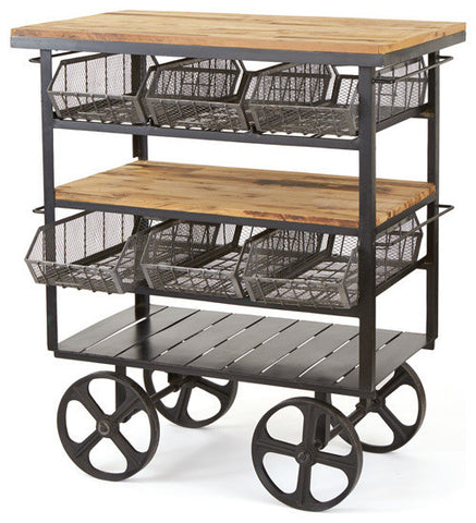 Delicatessen Cart
