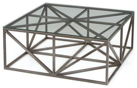 Hanover Glass Coffee Table