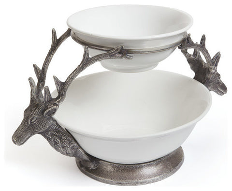 Myers Two Tier Bowl