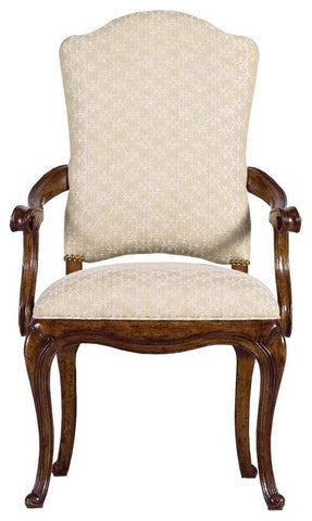 Arrondissement Volute Arm Chair