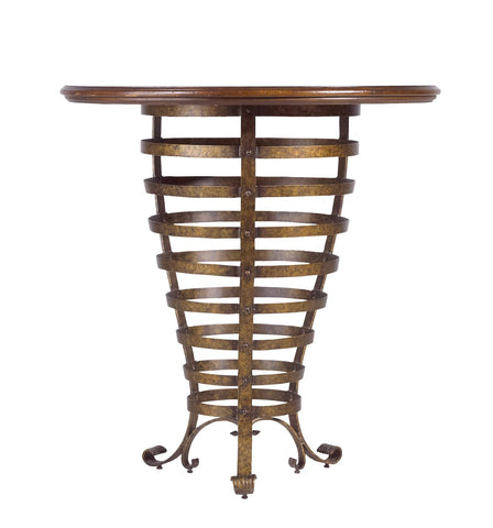 Arrondissement Brasserie Pub Table, Heirloom Cherry