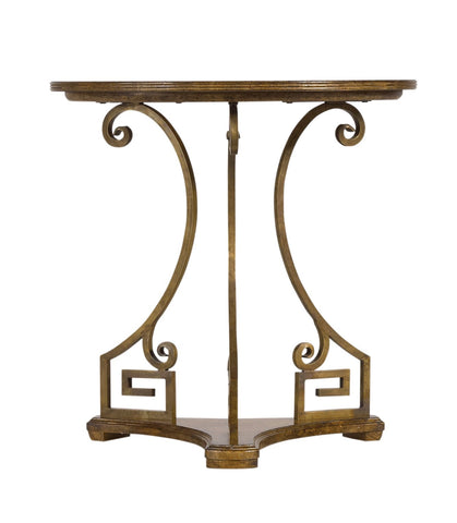 Arrondissement Clef Lamp Table