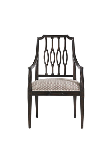 Charleston Regency Cooper Dining Arm Chair