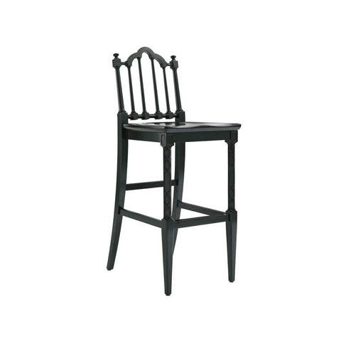 Charleston Regency - Chippendale Bar Stool