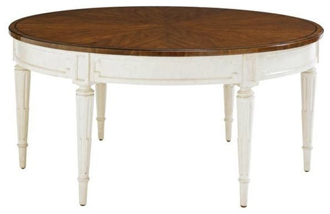 Fairfax Round Cocktail Table