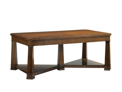 Fairfax Rectangular Cocktail Table