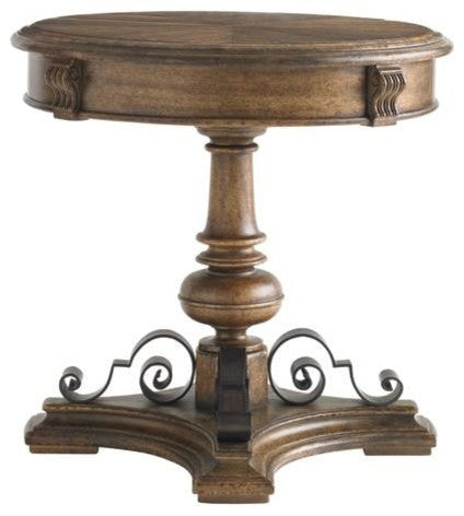 La Palma Lamp Table