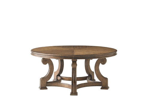 La Palma Round Cocktail Table