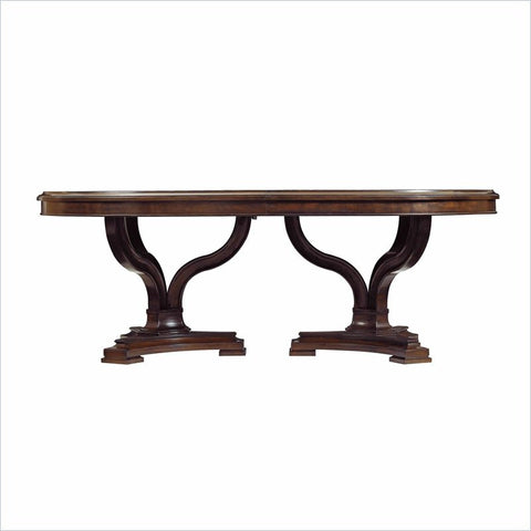 Avalon Heights Art Epoch Pedestal Table