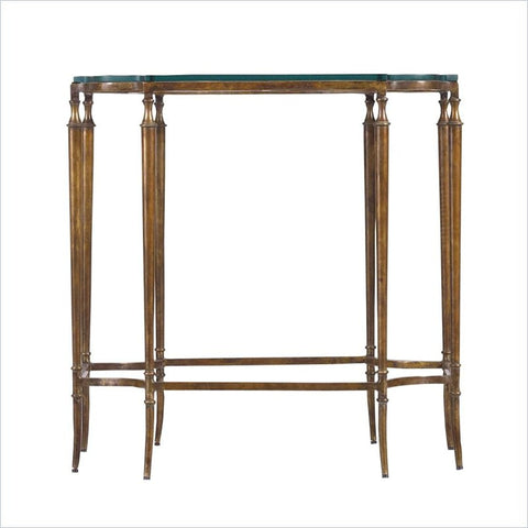 Arrondissement Soiree Side Table, Heirloom Cherry