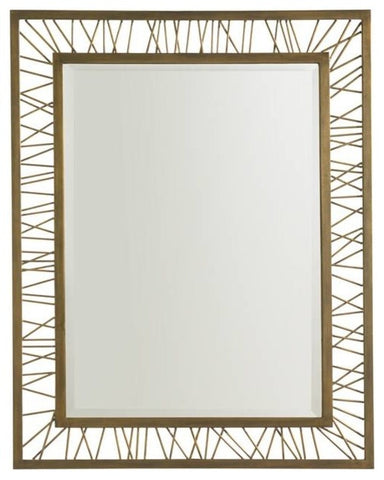 Crestaire-Palm Canyon Rectangular Mirror, Trophy