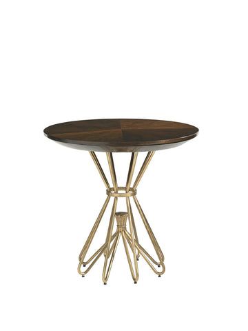 Crestaire-Milo Round Lamp Table
