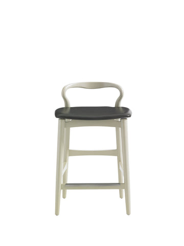 Crestaire-Hooper Counter Stool, Capiz