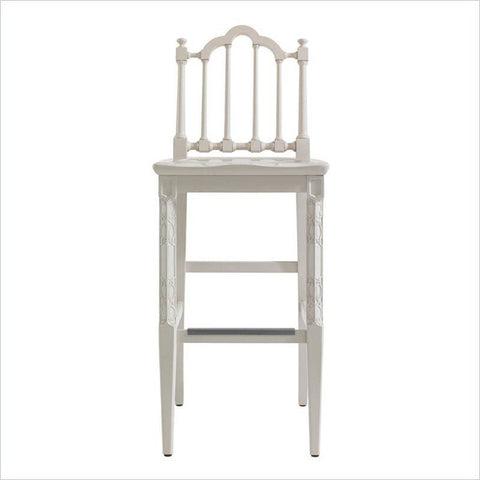 Charleston Regency Chippendale Bar Stool