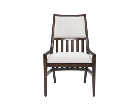 Newel-Upholstered Back Chair, Date