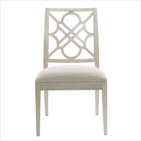 Fairlane-Wood Side Chair, Luna