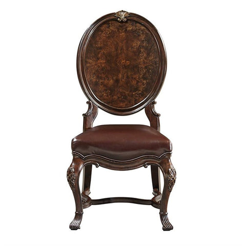 Casa D'Onore-Wood Side Chair, Sella
