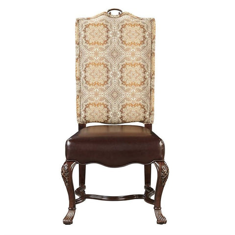 Casa D'Onore-Upholstered Side Chair, Sella