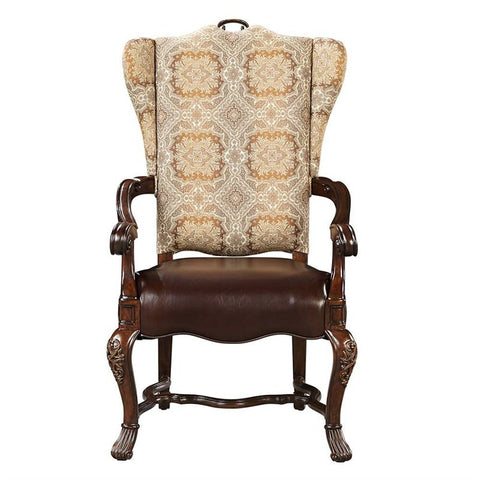 Casa D'Onore-Upholstered Arm Chair, Sella