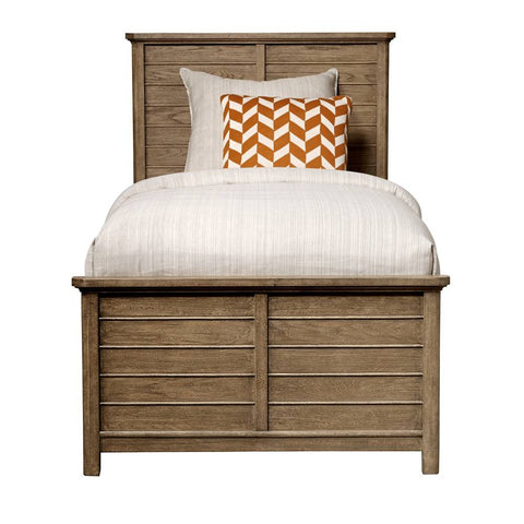 Driftwood Park Panel Bed