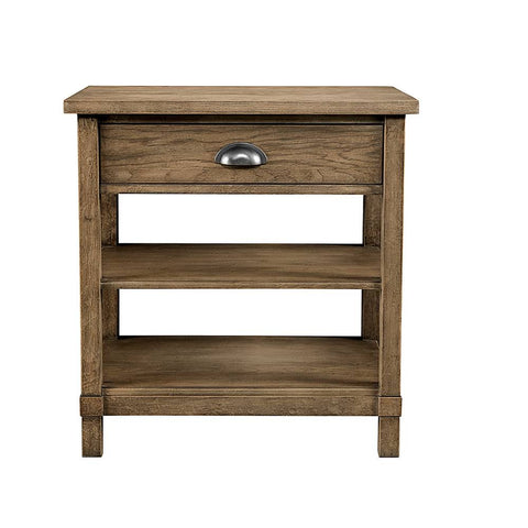 Driftwood Park Bedside Table