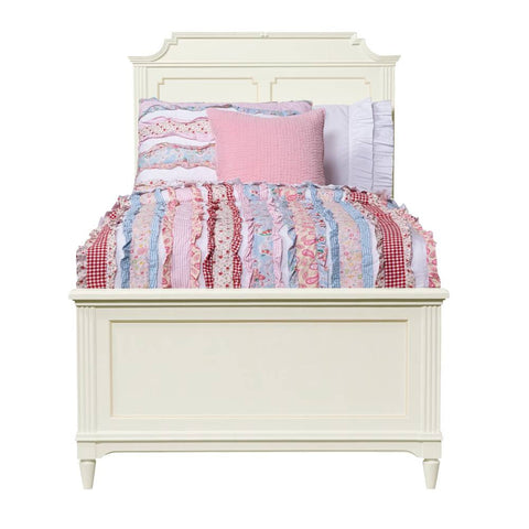 Clementine Court Panel Bed