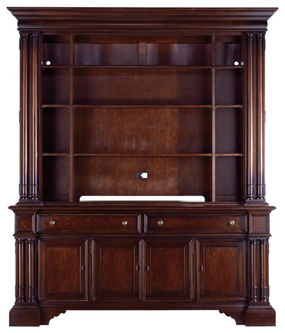 City Club Country Estate TV Bookcase