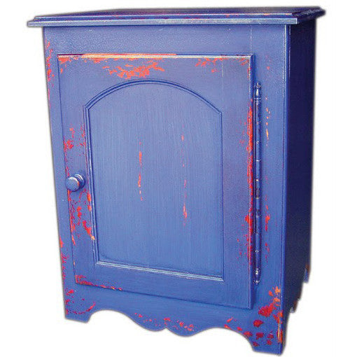 Alsace Painted End Side Table