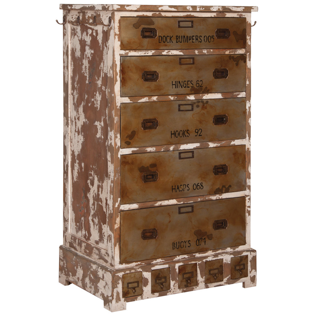 Army File Chest of Drawers