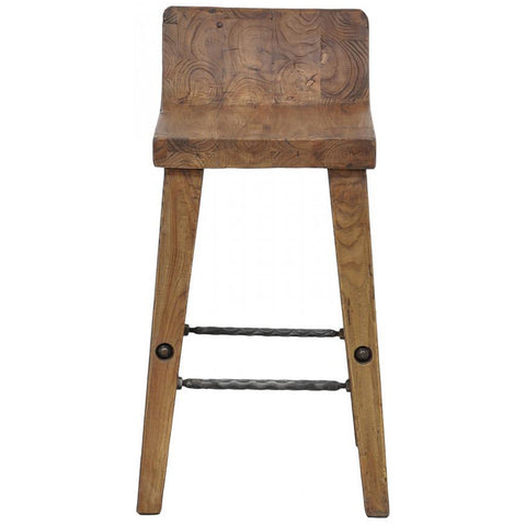 Arthur Low Back Counter Stool