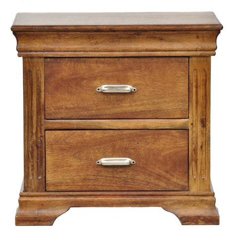 Chestnut Brown Nightstand