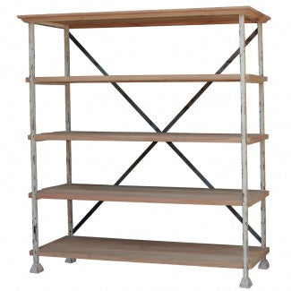 Classic French Style Storage Rack