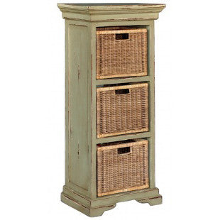 Classy Provence Triple Storage Tower