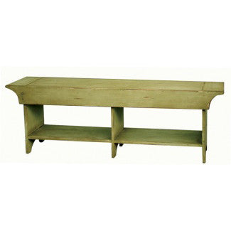 Country Chic Bench