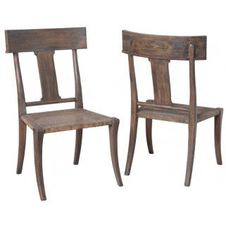 Country Chic Dining Chairs