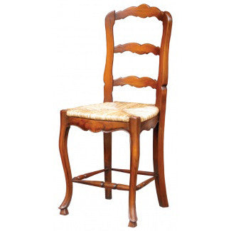 Country French Counter Height Chair