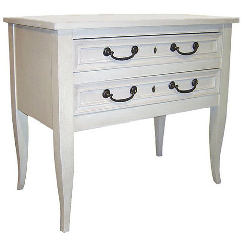 Crecy Painted End/Side Table
