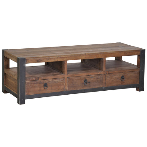Elinor Three-Drawer Coffee Table