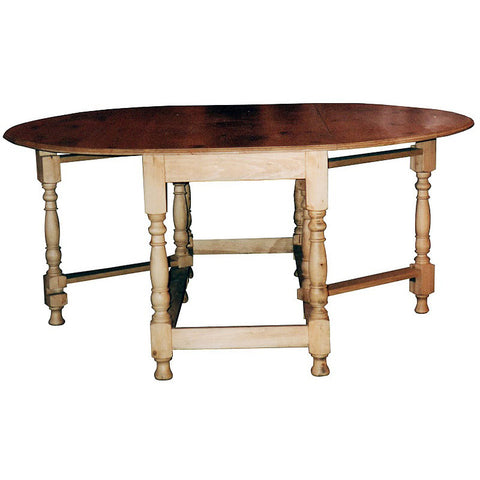 European Country Large Wychwood Table