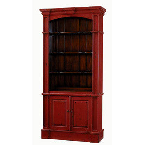French Country Furniture Bookcase