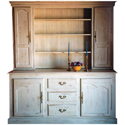 French Hutch with Shelf