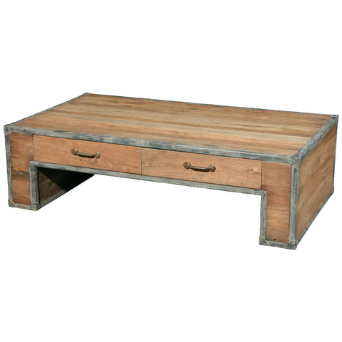 Iron & Elm Coffee Table