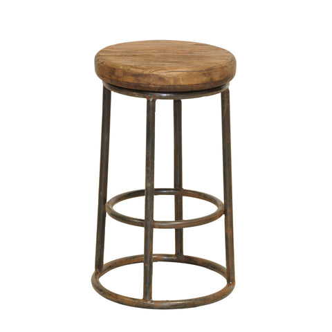 Janice Hoop to Hoop Counter Stool